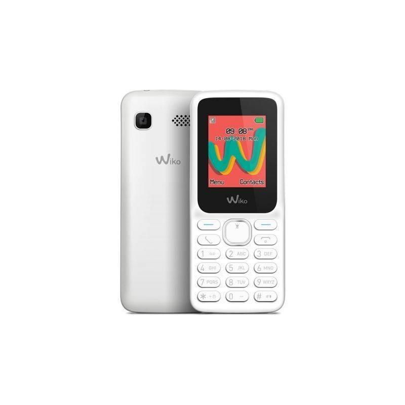 f8e036b20ee TELÉFONO MÓVIL WIKO LUBI 5 PLUS WHITE - DISPLAY 1.8